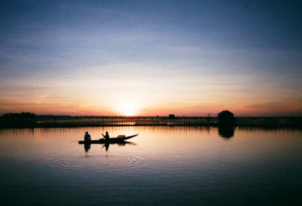 Sunset on Tam Giang lagoon Tour- Culture Pham Travel