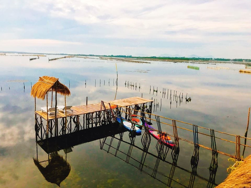 E-Park Tam Giang Lagoon- Culture Pham Travel
