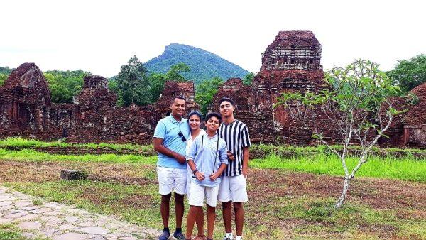 My Son Sunrise Tour- Culture Pham Travel