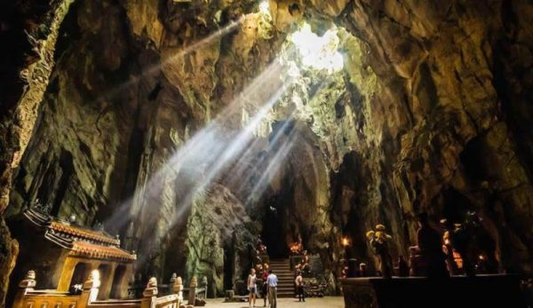 Hoi An to Marble Mountain By Private Car- Culture Pham Travel