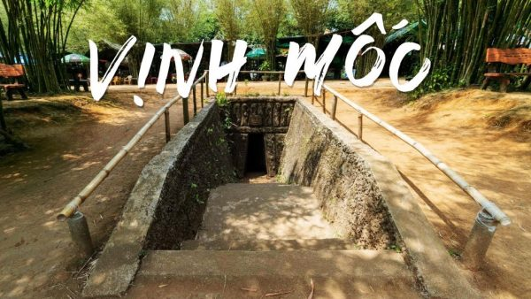 Hoi An to Vinh Moc tunnels by car- Culture Pham Travel