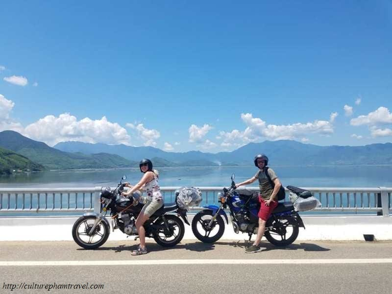 Travel from Hoi An to Hue- Culture Pham Travel