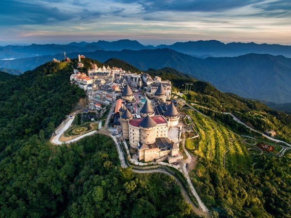 Da Nang to Ba Na Hills By Private Car- Culture Pham Travel