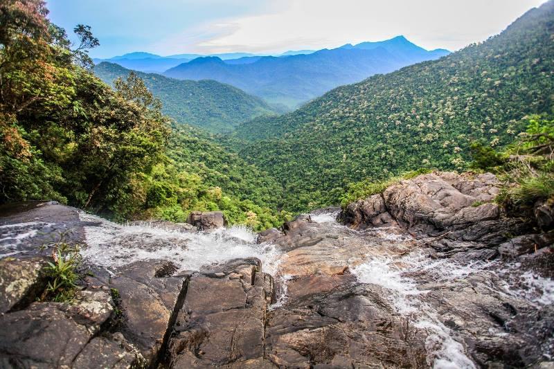 Da Nang to Bach Ma National Park By Car