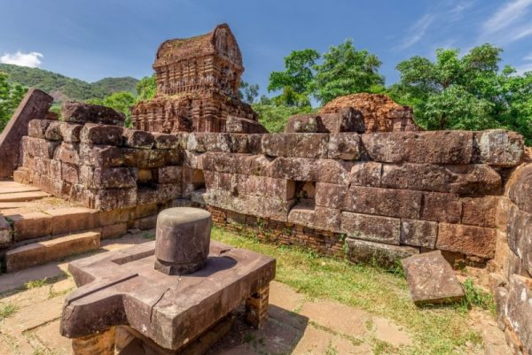 Danang to My Son Sanctuary By Private Car- Culture Pham Travel