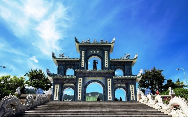 Da Nang to Monkey Mountain By Private Car- Culture Pham Travel