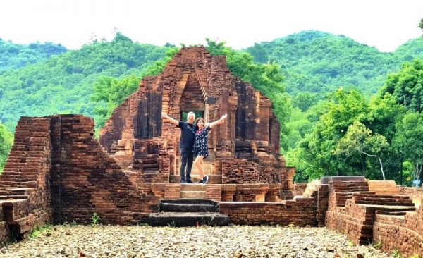 Hue to My Son Sanctuary to Hoi An By Car- Culture Pham Travel