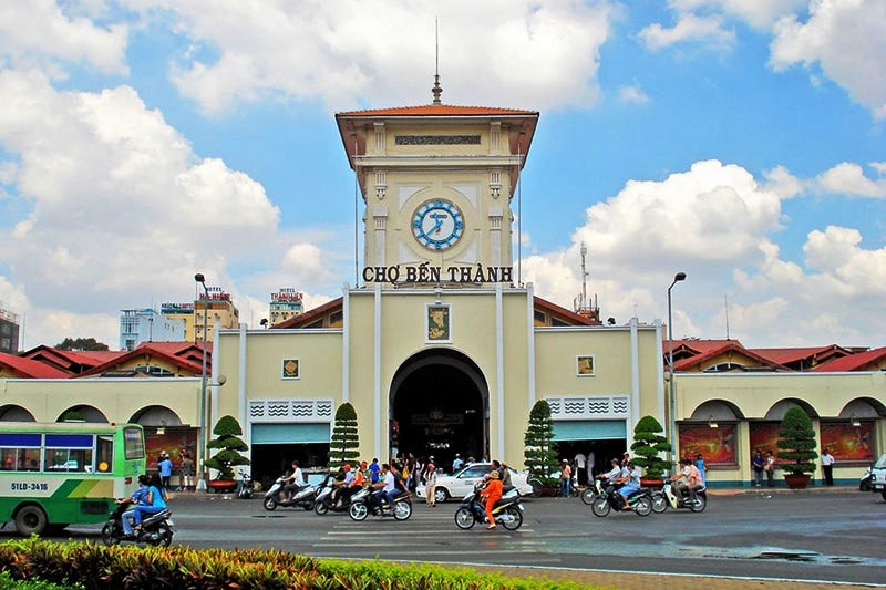 Phu My Port to Saigon by private car- Culture Pham Travel