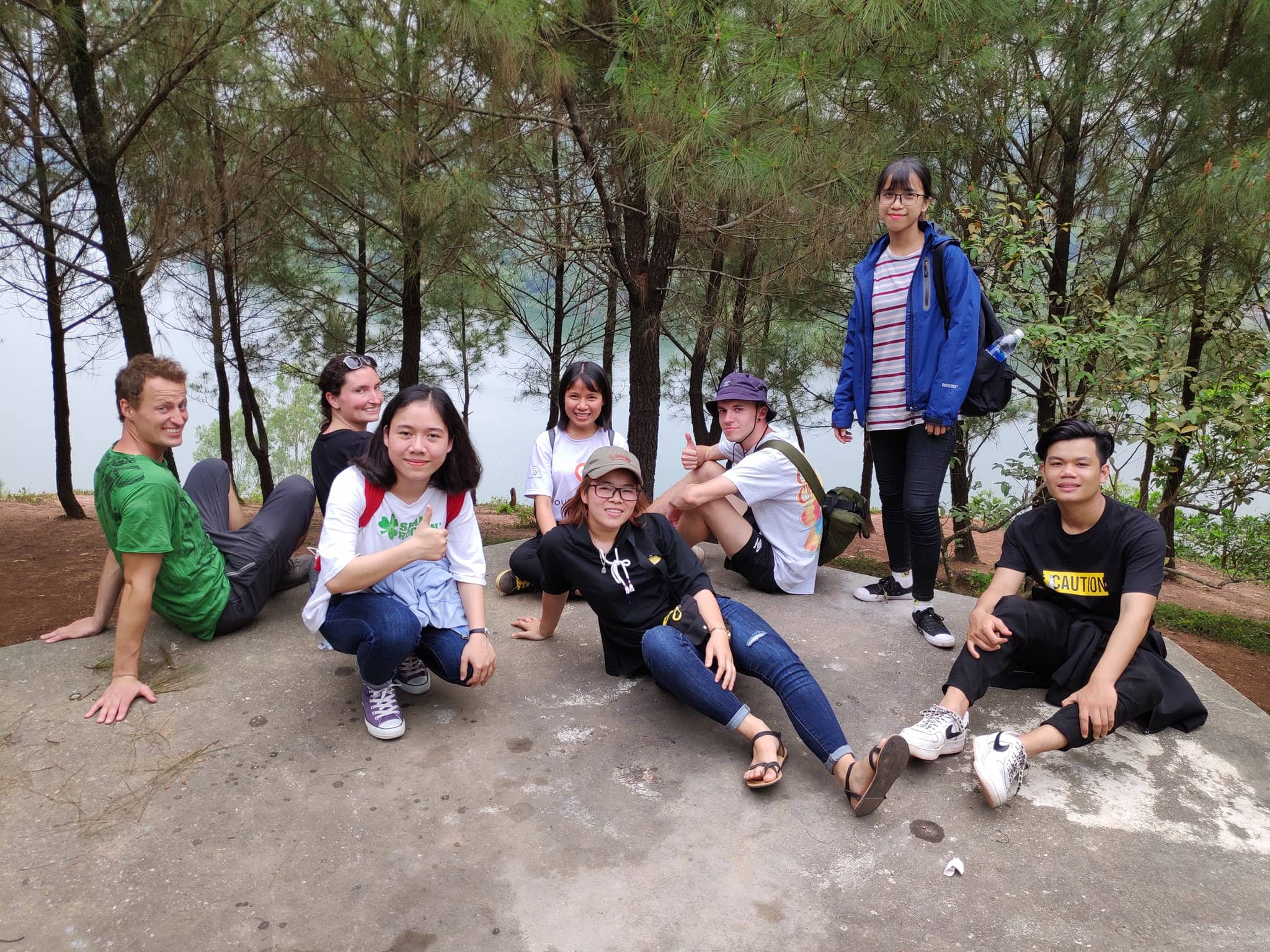 Vong Canh Hill- Culture Pham Travel