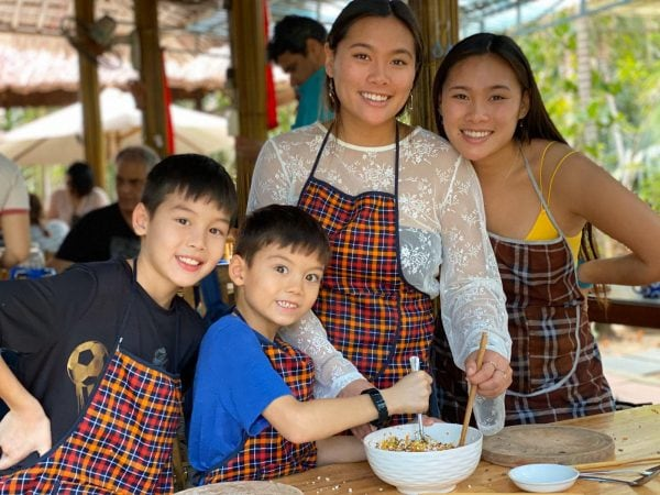 Red Bridge Cooking Class Tour- Culture PHam Travel