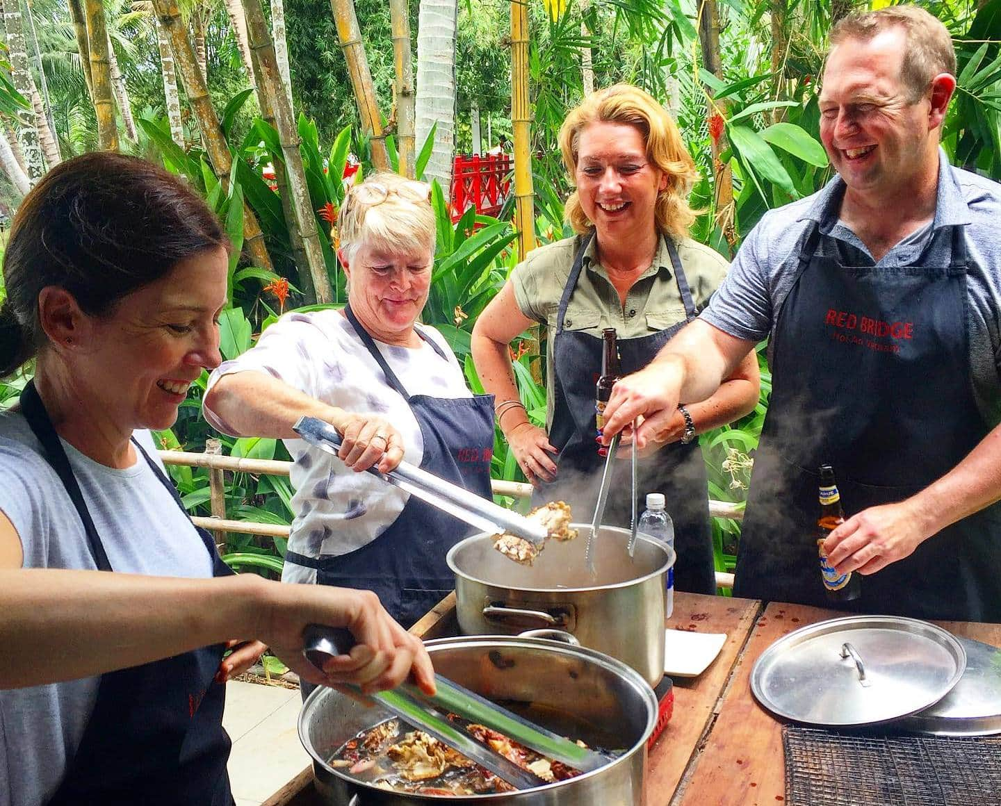 Red Bridge Cooking Class- Hoi An Cooking Tour