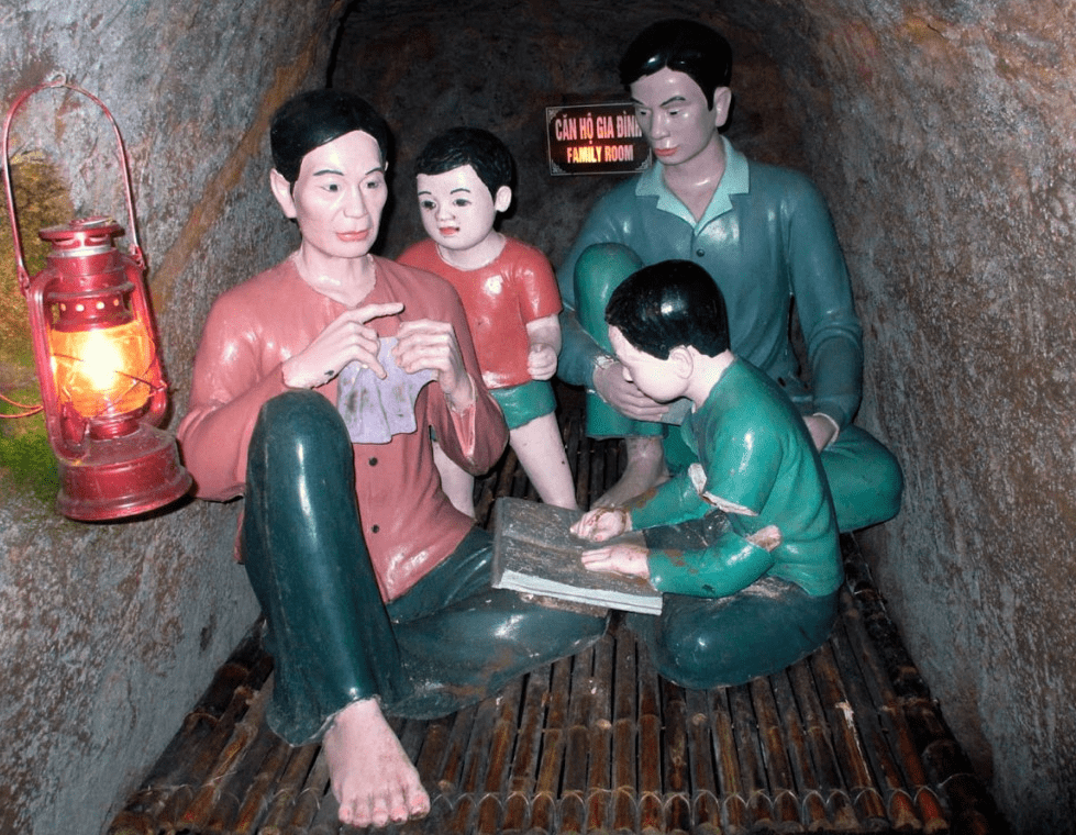 Vinh Moc Tunnels- Culture Pham Travel